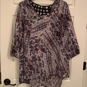 Long tunic top